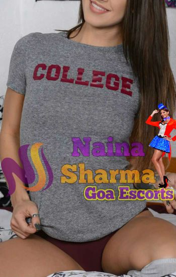 Goa College University Escorts Sanya Mahajan