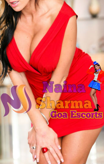 Foreigner Escorts in Goa Photos Xandra Stark